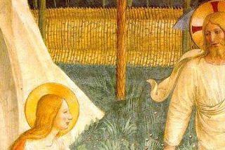 """Por """"expreso deseo del Papa"""" se instituye la fiesta de María Magdalena"""