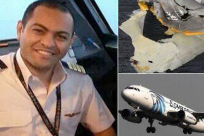 Recuperan la grabación de la cabina del avión de EgyptAir en el Mediterráneo