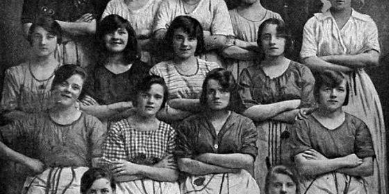 El aterrador detalle que se esconde en esta fotografía tomada hace 116 años