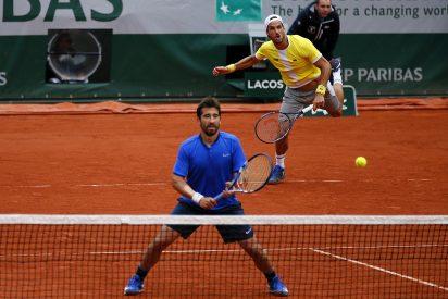 Los López quedan campeones de dobles en Roland Garros, imponiéndose en la final a los hermanos Bryan