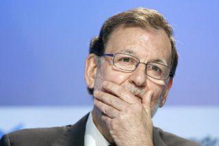 Rajoy despachó el asunto del que depende la vida de Sánchez en cuestión de minutos