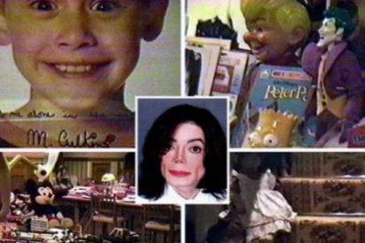 [VÍDEO] El armario secreto donde Michael Jackson escondía su colección porno