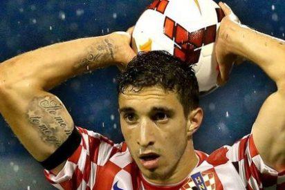 El Atlético de Madrid ficha al croata Sime Vrsaljko hasta 2021