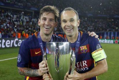 Messi gana un nuevo socio en su cruzada contra Cristiano Ronaldo