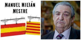 """Manuel Milián Mestre: """"Nunca entendí por qué Fraga le entregó El País a Polanco y a Cebrián"""""""