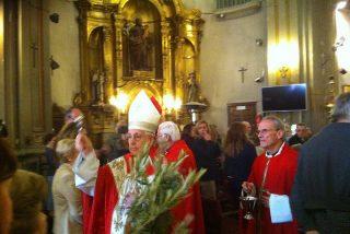 """Padre Ángel: """"Monseñor Gutiérrez ha sido uno de los más especiales obispos humanistas que han pasado por San Antón"""""""