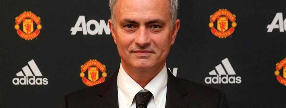 Mourinho marca territorio y se carga a un mito del Manchester United
