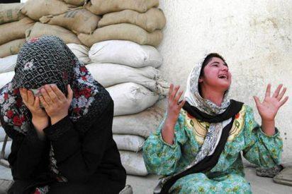 19 mujeres yazidíes han sido quemadas vivas en una plaza pública de Mosul