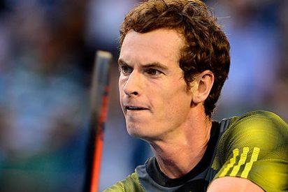 Andy Murray remonta a Milos Raonic y completa su manita en Queen's