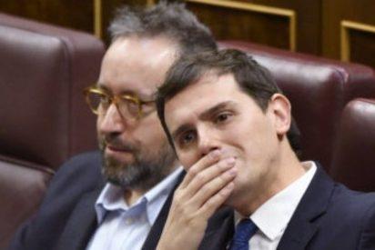 """La propuesta de Ciudadanos al PP: """"Acuerdo de legislatura de dos años con una cuestión de confianza"""""""