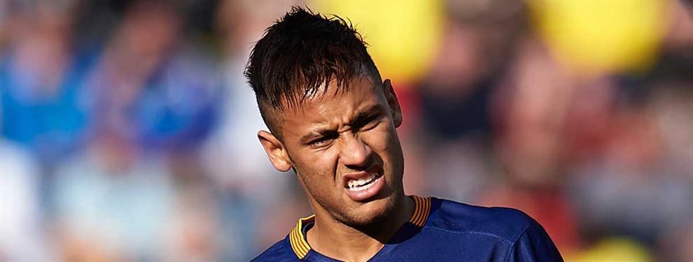 Neymar la vuelve a liar en el Barça: ¡No ficha por el Real Madrid por miedo!