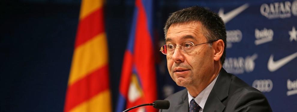 """""""Neymar renovará por cinco años"""": el presidente del Barça toma la palabra"""