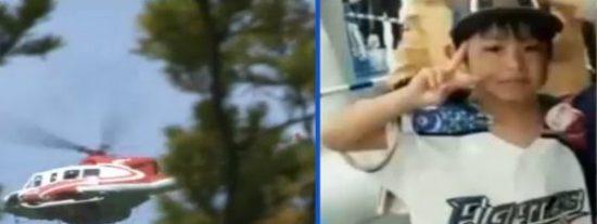 El niño al que sus padres han castigado dejándole abandonado... ¡en un bosque lleno de osos!