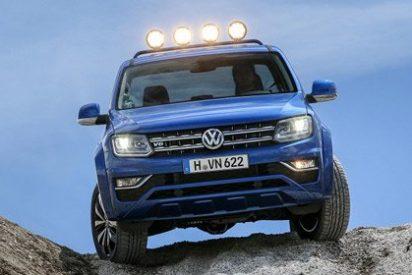El Volkswagen Amarok recibe un bloque V6