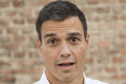 """Pedro Sánchez: """"No estoy cómodo con De Gea en la portería, aunque sea políticamente incorrecto"""""""