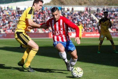 El Osasuna asalta Montilivi, derrota al Gerona y retorna a Primera División