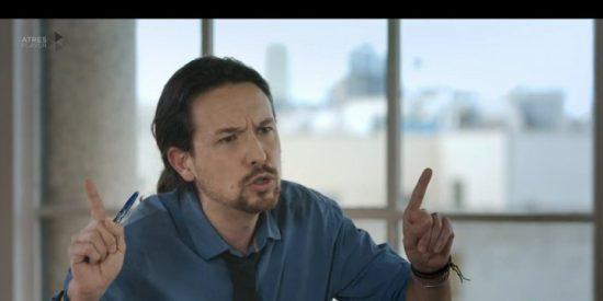 """Ignacio Camacho retrata a 'Pablenin': """"Su socialdemocracia es de atrezzo y su patriotismo, de Ikea"""""""