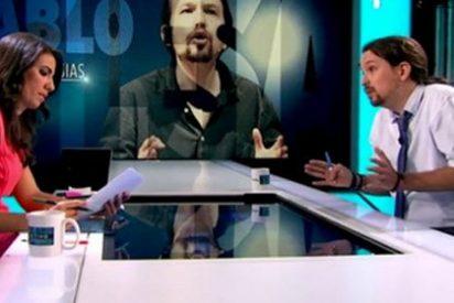 Pablo Iglesias regresa a 'El Objetivo' y le ayuda a hacer frente a la Eurocopa con un 10,4%