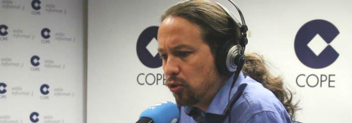 """Pablo Iglesias condena """"sin paliativos"""" el ataque a la capilla de la Universidad Autónoma"""
