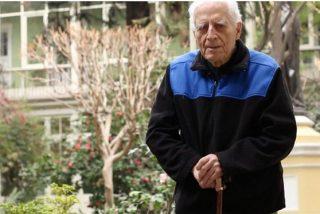 El Padre Pepe Aldunate sj cumple 99 años