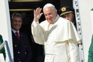 """El Papa ya vuela hacia Armenia, el primer país """"cristiano"""" del mundo"""