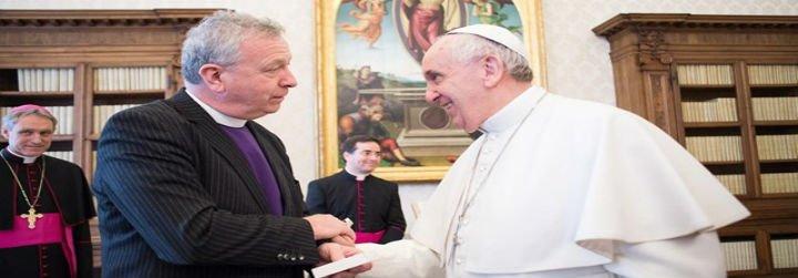 """El Papa a los calvinistas: """"Testimoniemos la misericordia con gestos concretos"""""""