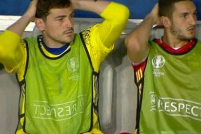 La Roja pierde ante Croacia en su partido más visto de la Eurocopa: 10.726.000 (60,6%)