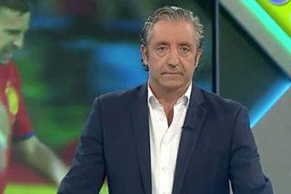 """Pedrerol se indigna con la derrota ante Georgia: """"Es para que nos quedemos en casa y no vayamos a la Eurocopa"""""""