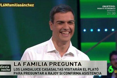 Los 'trolls' de Podemos cargan en Twitter contra el socialista Pedro Sánchez