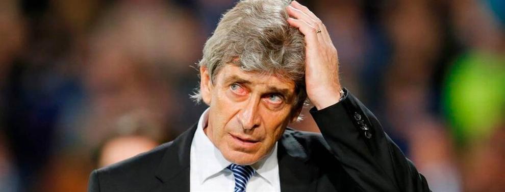 Pellegrini cae en desgracia: el club de la Premier que ha desechado su fichaje