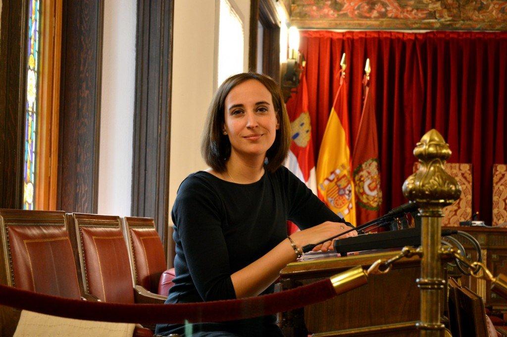 """Pilar Vicente: """"Hay que mejorar las condiciones de trabajo de los Policías Municipales y ajustarlas al momento actual"""""""