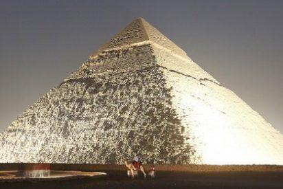 El error en la construcción de la Gran Pirámide de Guiza descubierto por los científicos