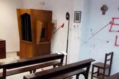 El Pleno condena, por unanimidad, las pintadas en la capilla de la Autónoma