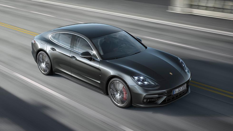 Porsche renueva el Panamera, ¿la mejor berlina del mundo?