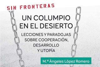 Mª Ángeles López Romero publica 'Un columpio en el desierto' (PPC)