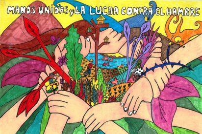 """Julián del Olmo, premio especial """"Manos Unidas"""""""