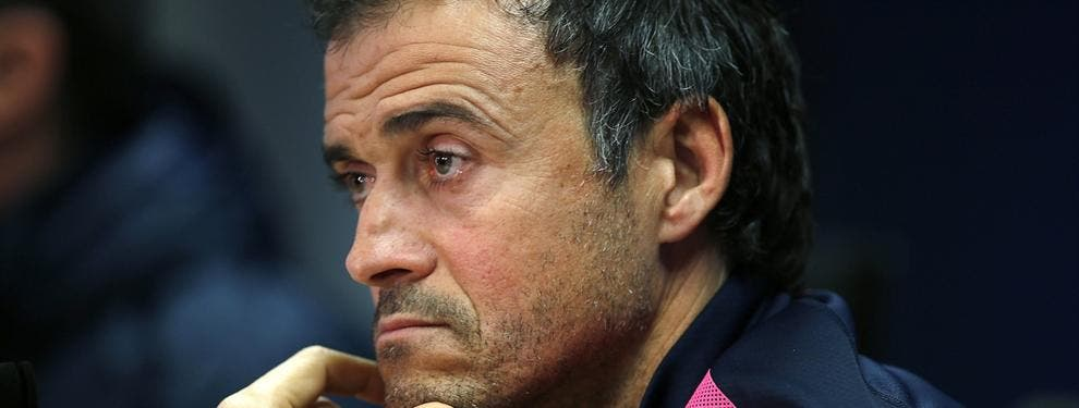 Presión de jugadores del Barça para cargarse un fichaje de Luis Enrique