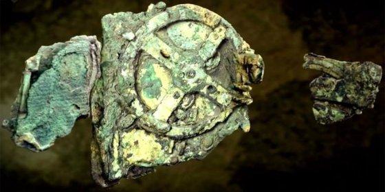 Un ordenador de 2.000 años encontrado en el fondo del mar