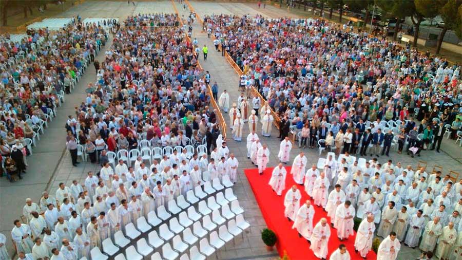 25º aniversario de la creación de la provincia eclesiástica de Madrid