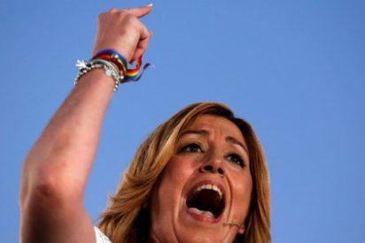 Susana Díaz manda un 'recadito' a Pedro Sánchez que deja helado al líder del PSOE