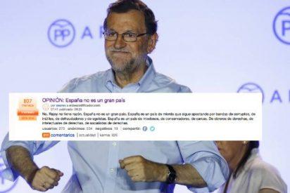 Menuda mano de palos les ha metido a todos el PP de Rajoy