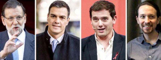 Encuesta de El País: Se consolida el zarpazo de Unidos Podemos a un PSOE desorientado