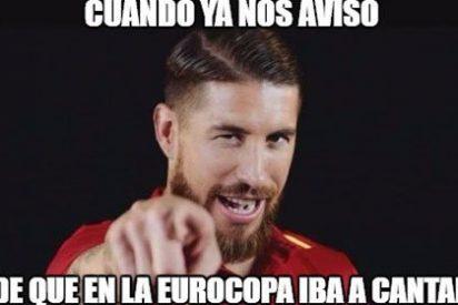 A mal tiempo buena cara: los mejores 'memes' de la derrota de España ante Italia