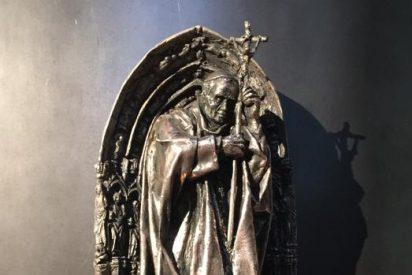 Roban una reliquia con la sangre de Juan Pablo II en la catedral de Colonia