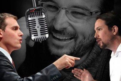 """Jordi Evole: """"Iglesias y Rivera están toreados: les hago preguntas y contestan lo que les da la gana"""""""