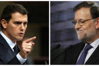 """Santiago González arremete contra el capricho Rivera por sus fobias a Rajoy: """"Se ha traído de la política catalana las mañas de la CUP contra el desdichado Mas"""""""