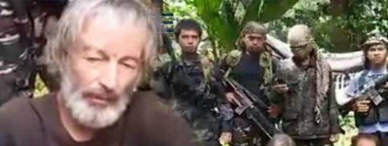 Así ejecuta Abu Sayyaf al canadiense: ¡dejaron su cabeza en una catedral!