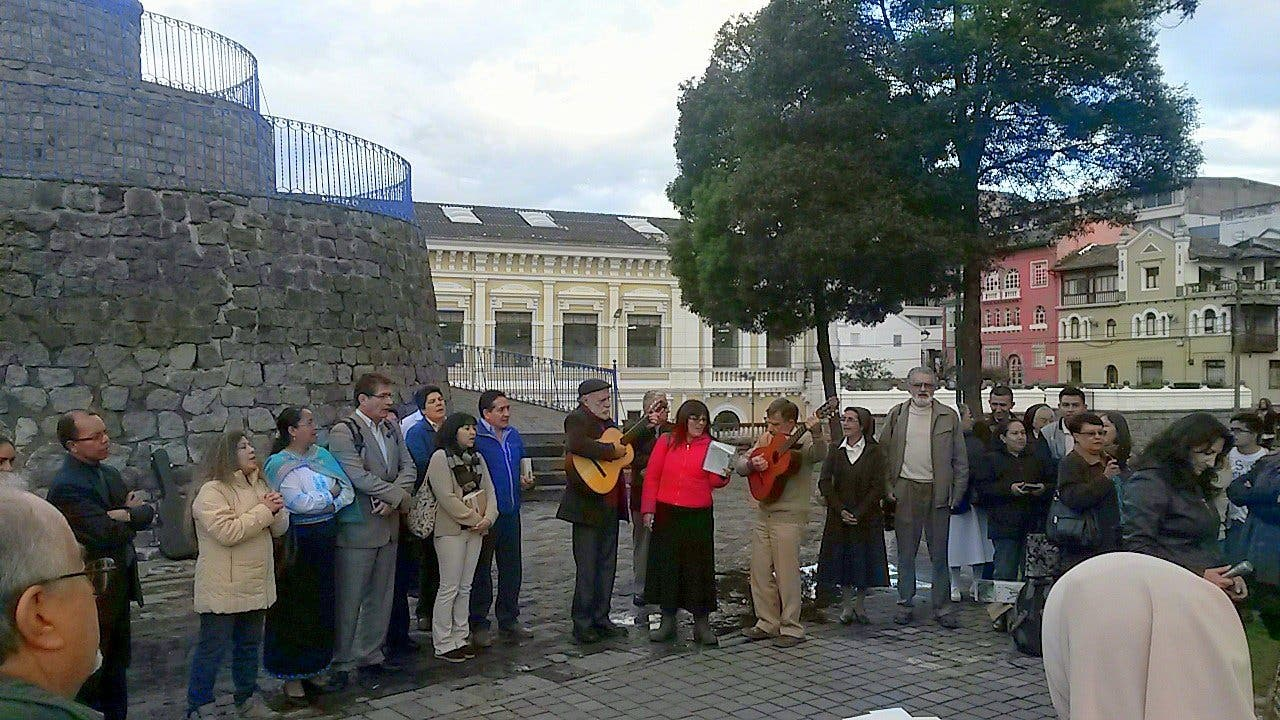 """Iglesia de a pie"" celebra la memoria de Gonzalo López Marañón"