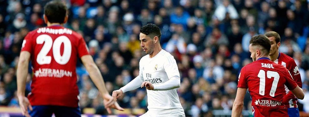 Se confirma la noticia DB: Isco marca su futuro y su continuidad en el Madrid