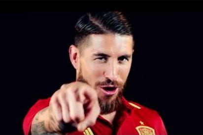La Roja irrumpe con 'la canción del verano' entonada por Sergio Ramos para lanzarse a por la tercera Eurocopa consecutiva